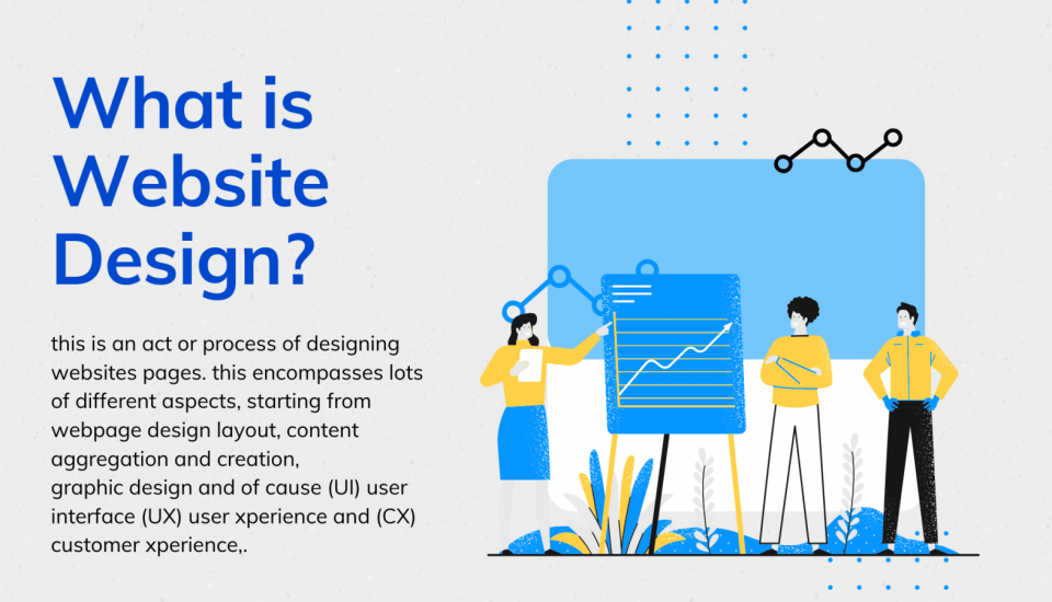 What is Website Design