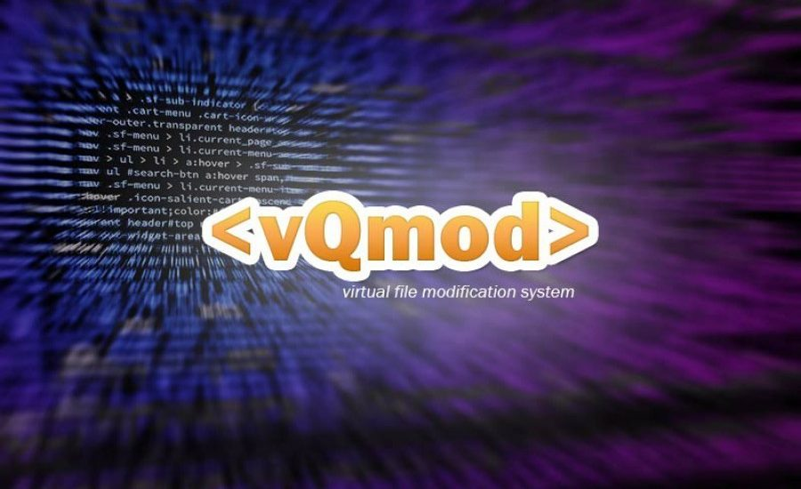 vQmod and how to install it in Your OpenCart system