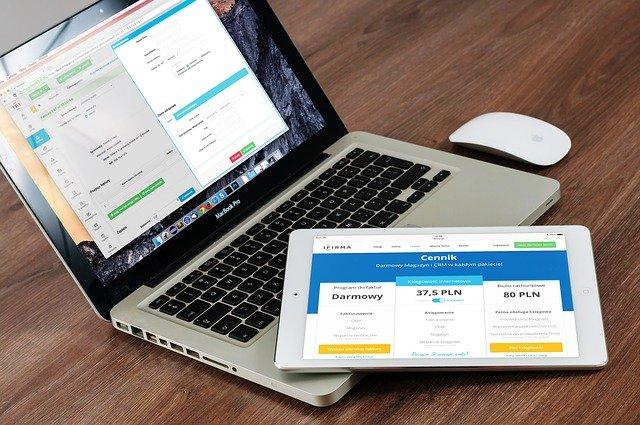 Corporate website design services in Nigeria